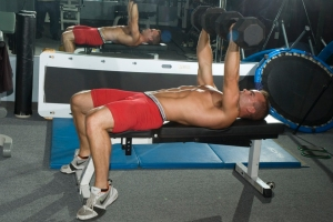 chest exercise, bench press, free workout tips, get ripped